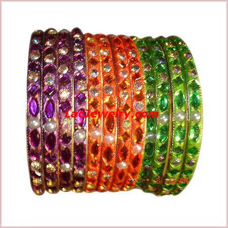 Lac Jewelry, Jewellery Bangles