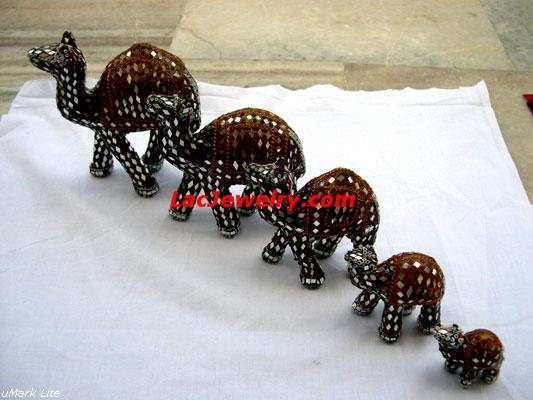 Lac Camel Showpieces, Lac Handicrafts