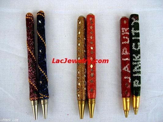 Lac Pens , Lac Handicrafts
