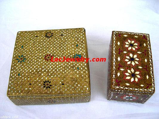 Lac Jewelry Box, Lac Handicrafts